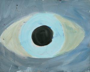 Peter Bosshart, Ohne Titel, 2009, Öl/Lw, 40 x50 cm