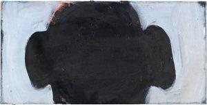 Peter Bosshart, Gusti, 2012, Öl/Lw, 30 x 60 cm
