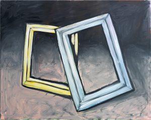 Peter Bosshart, Titellos, 2011, Öl/Lw, 120 x 150 cm