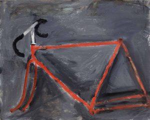 Peter Bosshart, Hercules, 2019, Öl/Lw, 120 x 150 cm